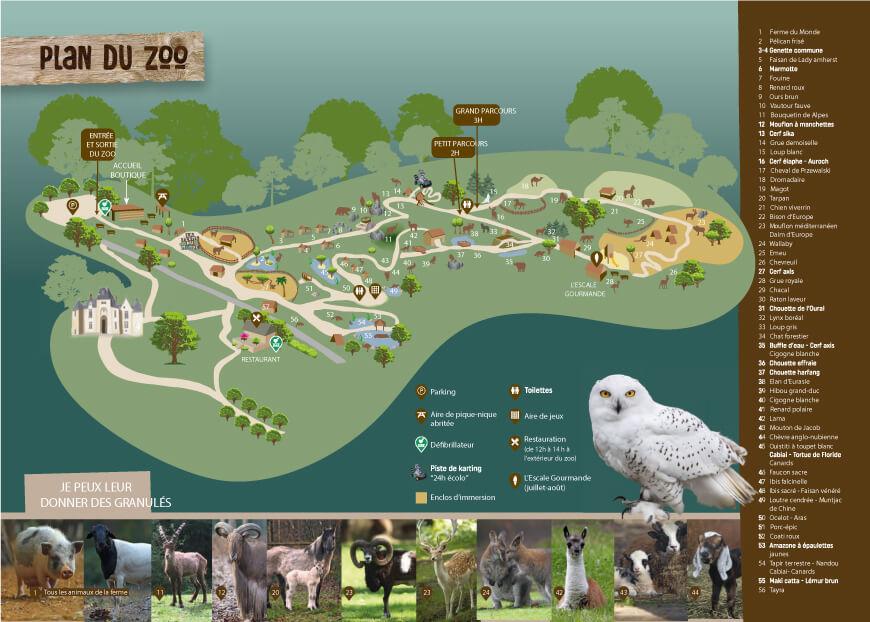 © Zoo de Pescheray