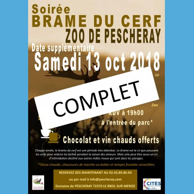 zoo pescheray